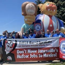 OpenGate Capital Shuts Gate on Janesville Plant